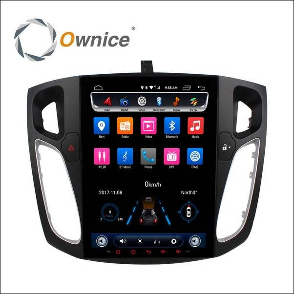 Android Ownice C600 Focus-2012-2015-S1208H