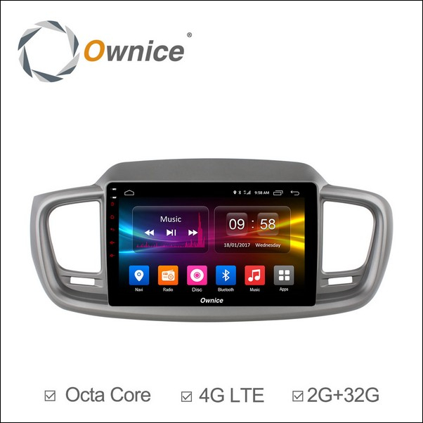 Android Ownice C500+ Sorento 10.1inch 2015/2016–OL1738