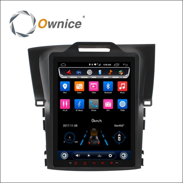 Android Ownice C600 CRV-S1650H