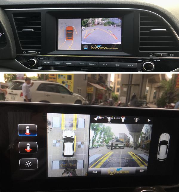 Mua camera 360 độ ô tô chất lượng giúp bạn lái xe đảm bảo an toàn nhất