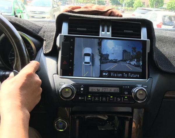 màn hình ô tô Hải Phòng