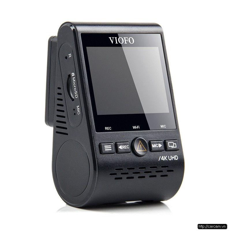 viofo 4K A129 pro duo camera hanh trinh