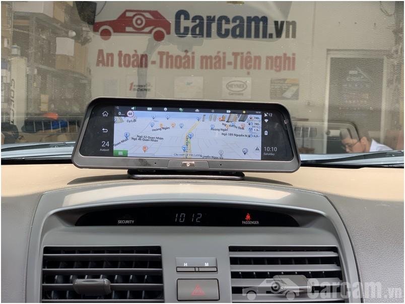 camera hanh trinh android A9 carcam