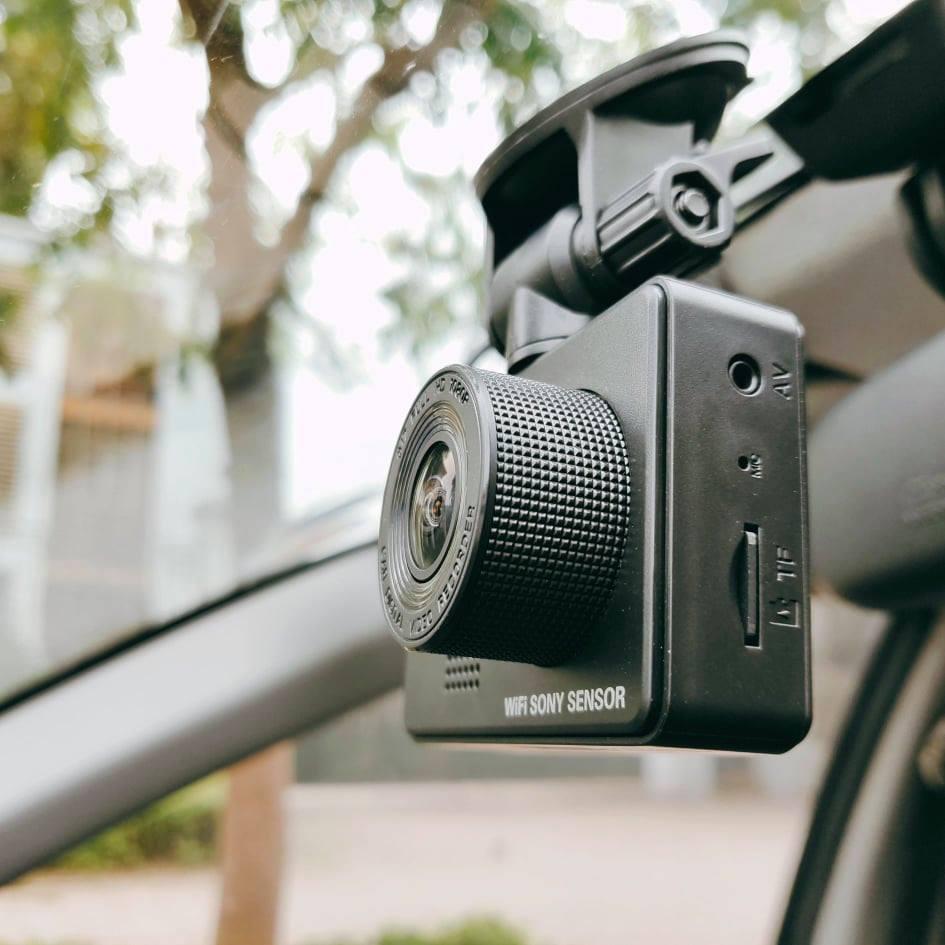 Camera hanh trinh W2 Carcam