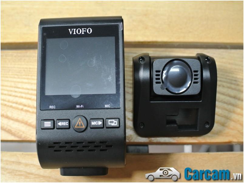 camera hanh trinh Viofo a129
