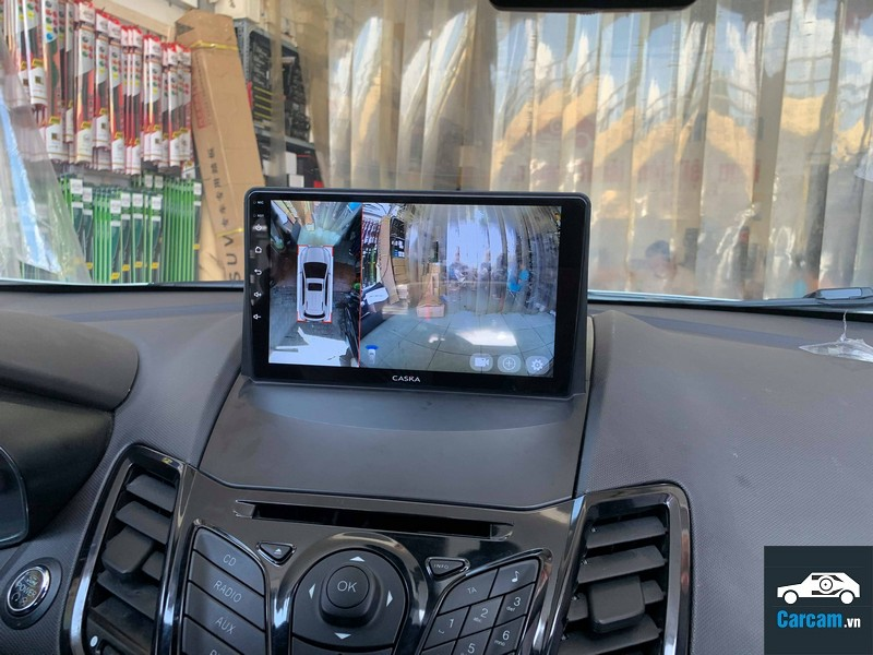 man android Ford fiesta