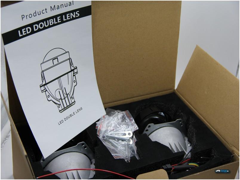 Driver của Bi Led Plug and Play , gọn gàng phù hợp với đại số các loại xe có nhu cầu lắp Bi Led