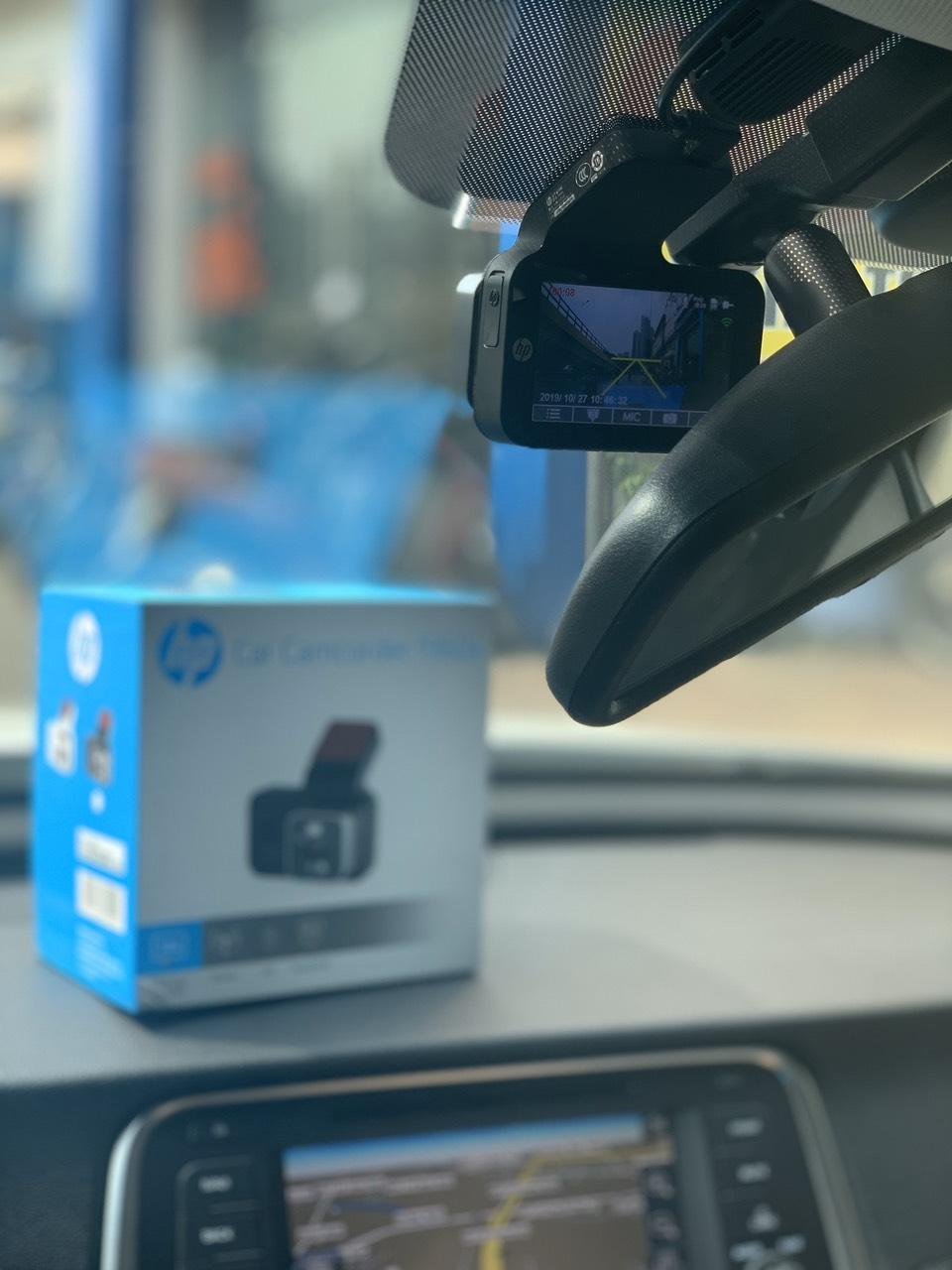 camera hanh trinh HP f960x