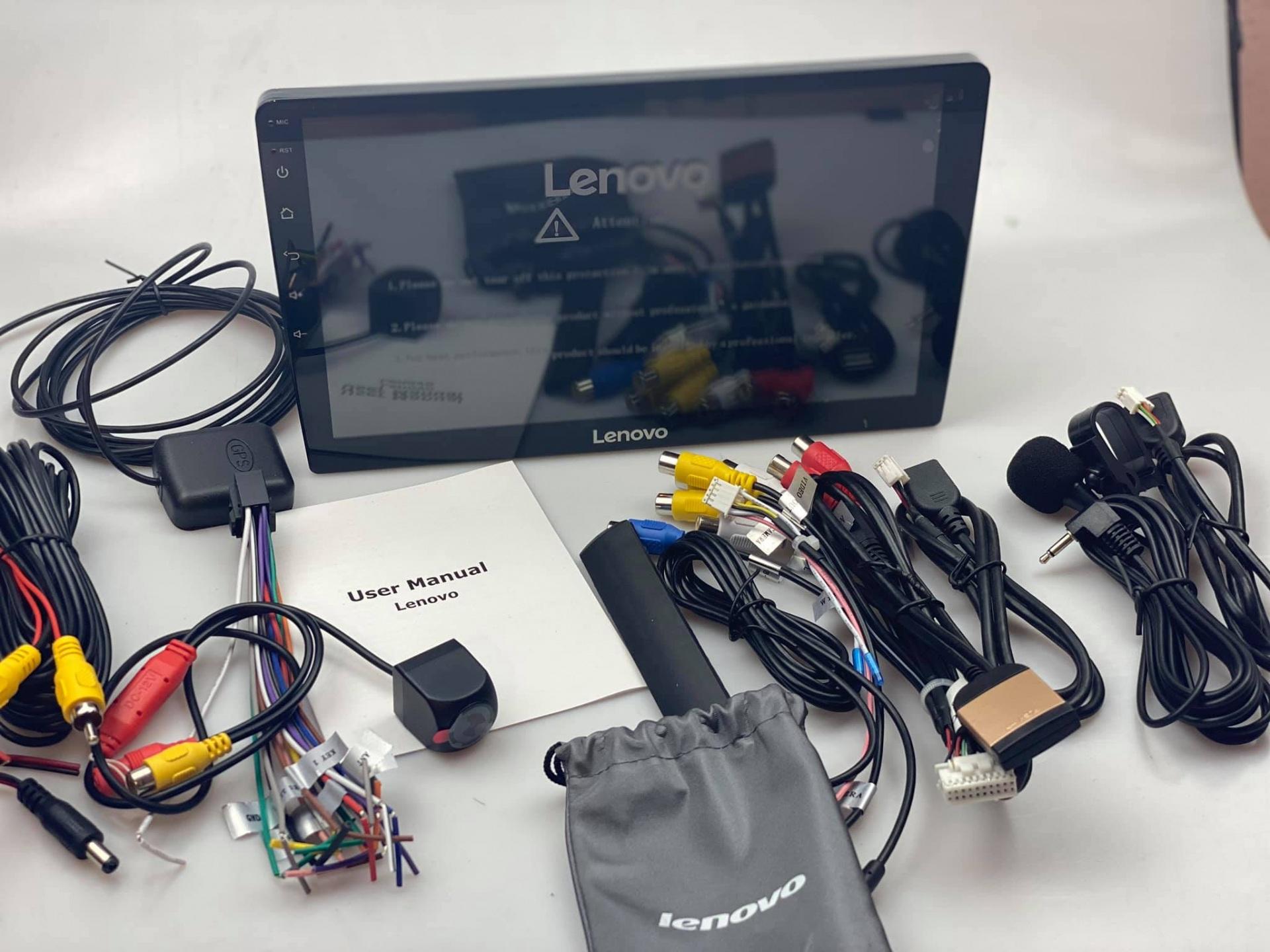 Màn hình android ô tô Lenovo D1