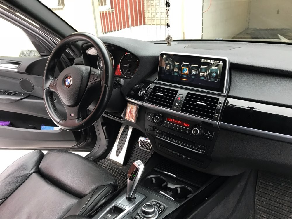 man android bmw x5