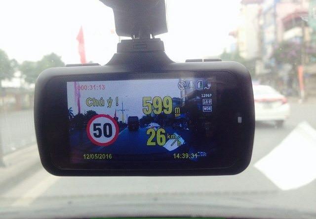 chọn camera hành trình