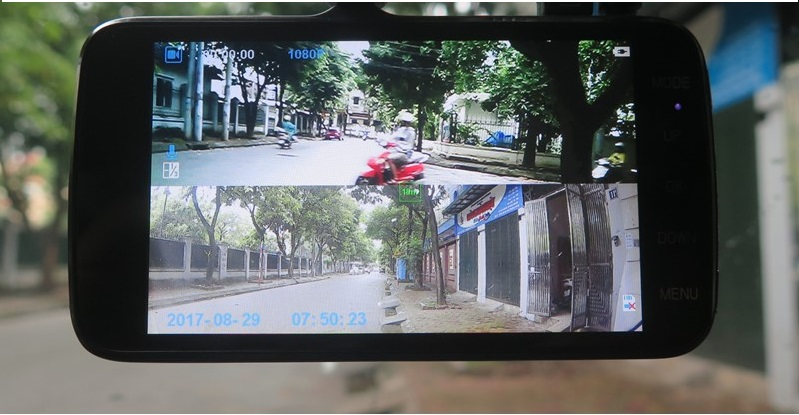 Tieu chi chon camera hanh trinh