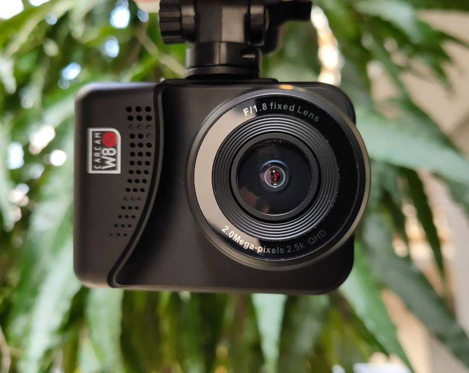 camera hanh trinh W8s Carcam
