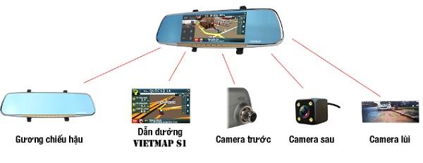 Cần chọn loại camera hành trình tích hợp nhiều tính năng nổi trội