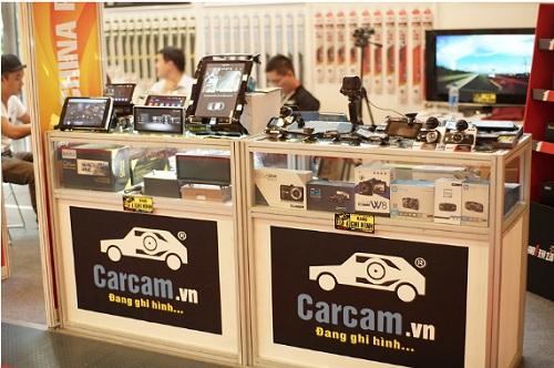 Công ty TNHH Carcam Việt Nam - Địa chỉ mua camera hành trình uy tín, giá tốt nhất