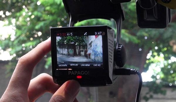 Camera hành trình Papago