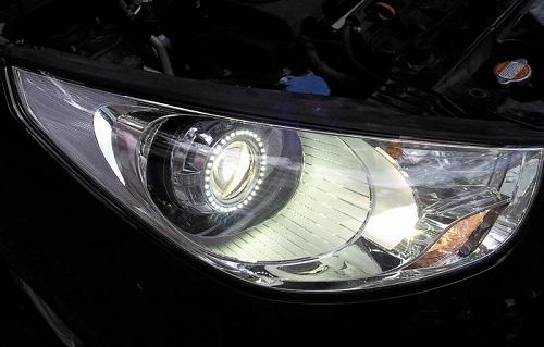 Đèn led ô tô cần phải có hệ thống tản nhiệt để bảo vệ các thiết bị điện tử khác