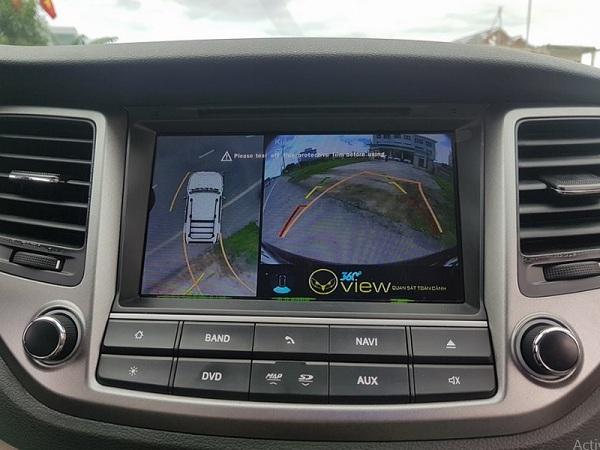 Có nên lắp camera 360 cho ô tô?