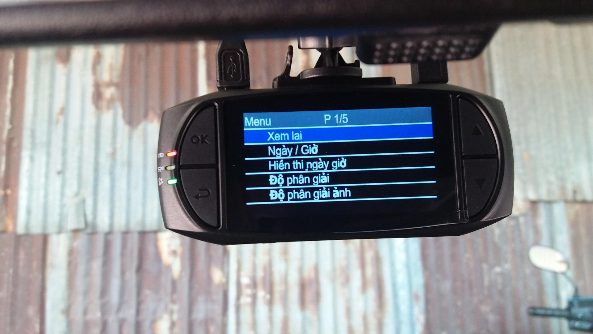 vntis - Camera hành trình DVR920 GPS - 2