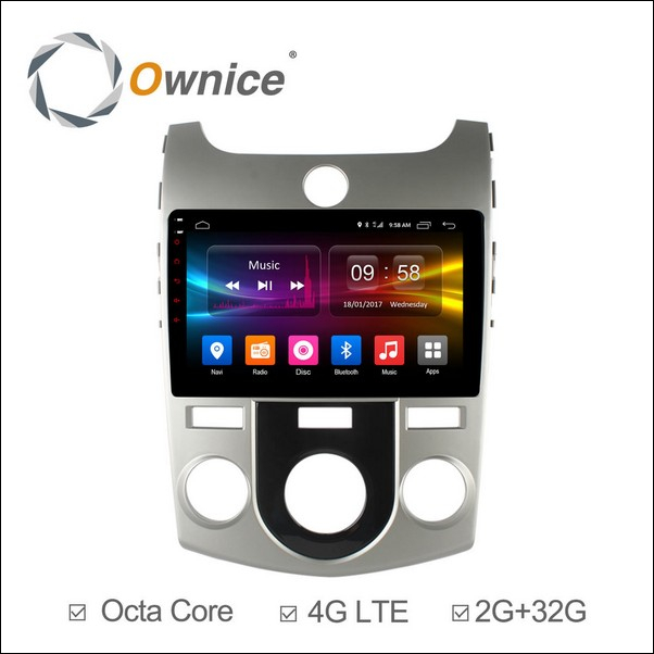 Android Ownice C500+ Forte 9inch 2010/14-OL9736