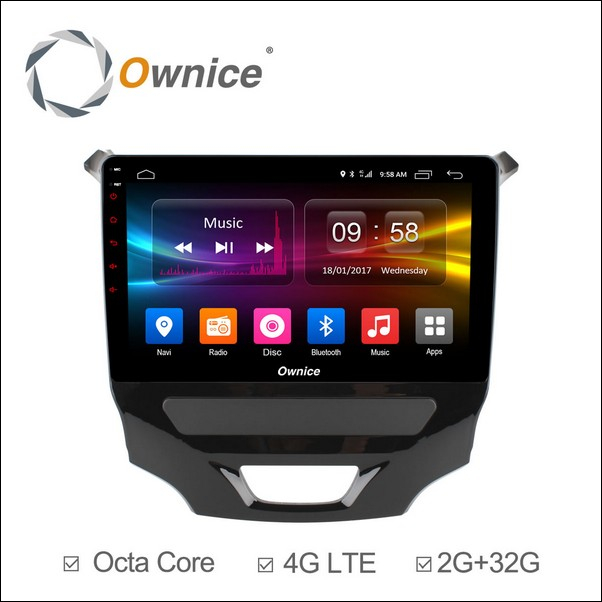 Android Ownice C500+ Cruze 9inch 2015-OL9225
