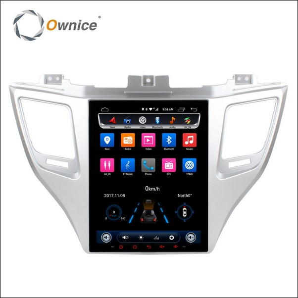 Android Ownice C600 TUCSON-2015-S9712H