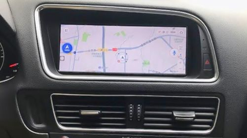Đầu DVD Android Audi Q5 - 8,8 inches