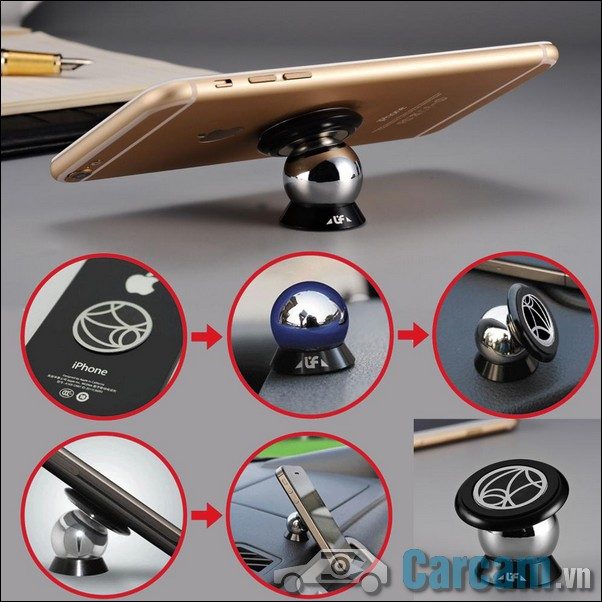 Magnetic Phone Holder 360 độ